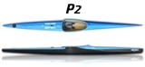 Kajak ZedTech P2