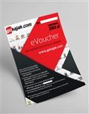 Voucher / e-karta podarunkowa Nowość