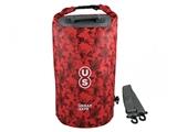 Worek wodoszczelny 20 l OB RED FLOWERS